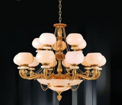 青岛装修设计公司灯具的选择有什么讲究