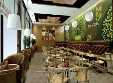 青岛青岛咖啡厅装修