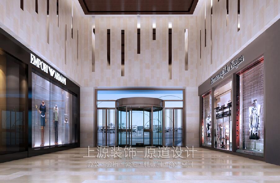 青岛办公楼设计 20000㎡  上源装饰设计