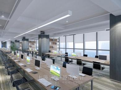 烟台青岛办公室设计