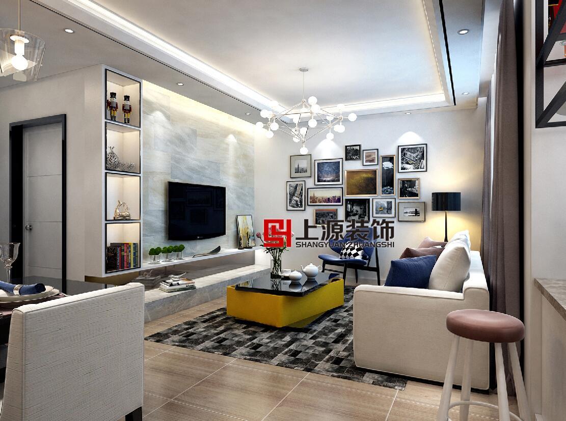 青岛装饰公司 150㎡ 现代风格 青岛别墅设计团队
