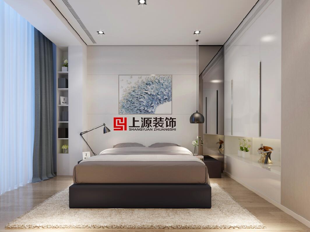 青岛高端装修公司 145㎡ 现代风格 青岛别墅设计团队