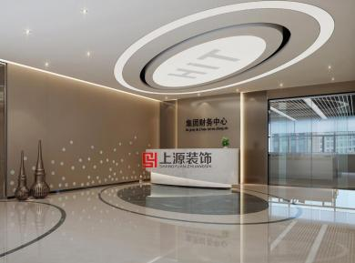 青岛办公楼装修