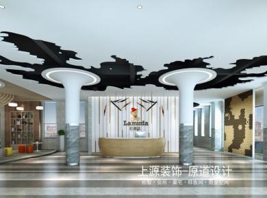 烟台青岛写字楼设计