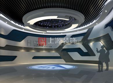 青岛青岛科技展厅设计