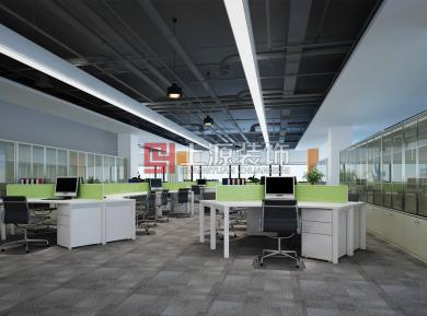 青岛写字楼装修设计