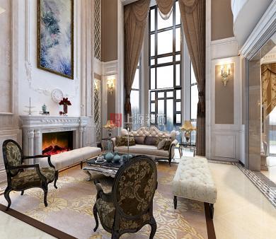 高密黄岛别墅设计