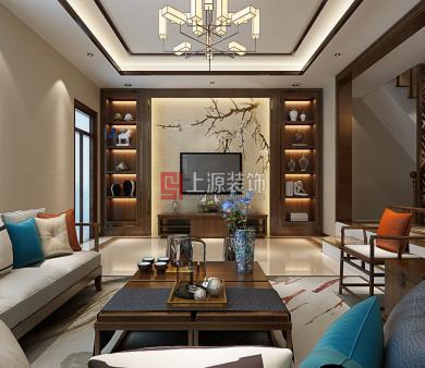 新中式别墅设计
