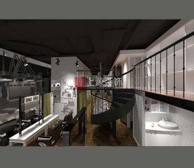 青岛青岛店内装修设计