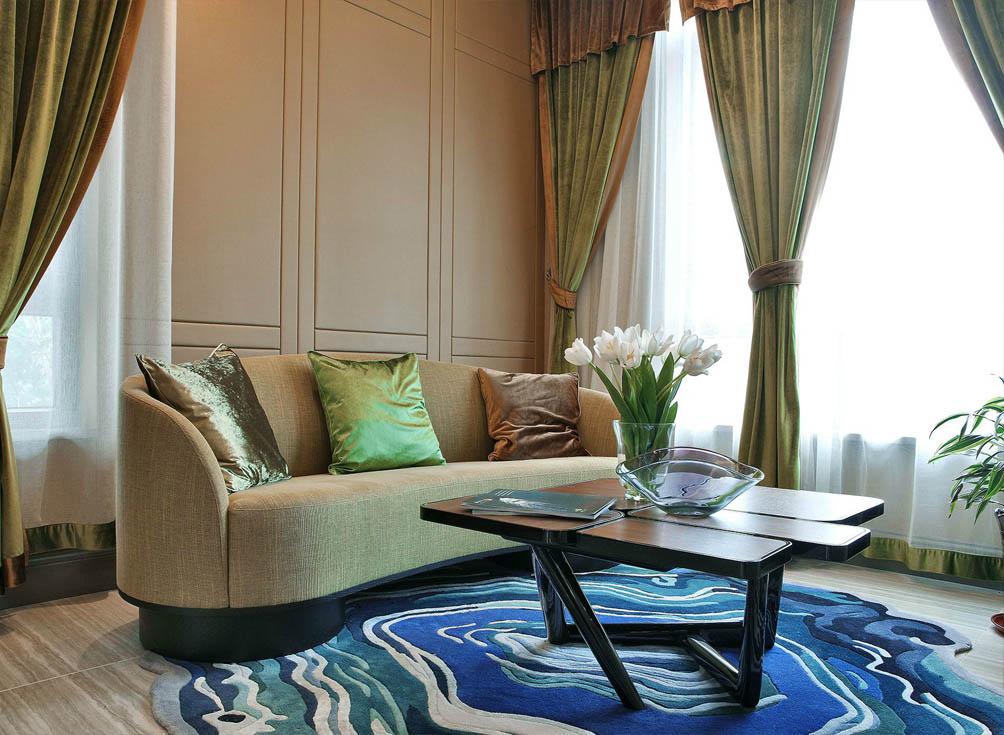 别墅设计公司 300  青岛装修设计公司