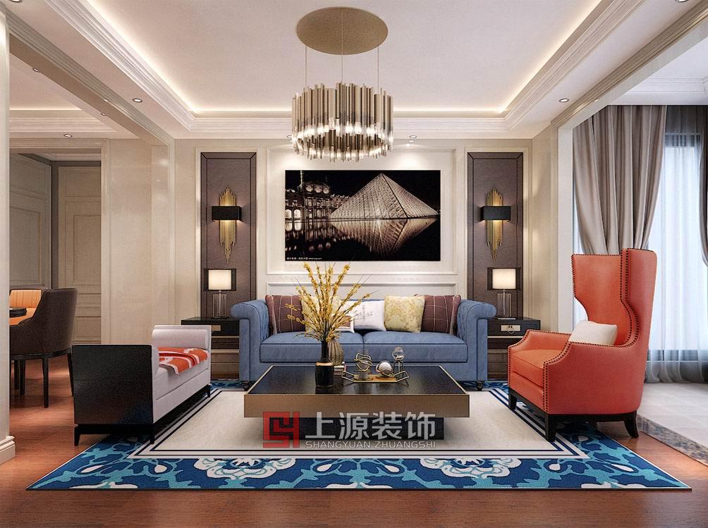 青岛装饰公司 140 现代风格 青岛装修设计师