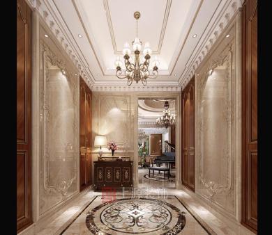 寿光法式别墅装修设计