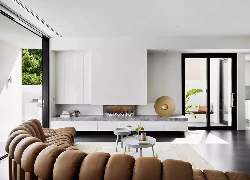 青岛装修设计公司  新中式风格装修设计 青岛装饰公司