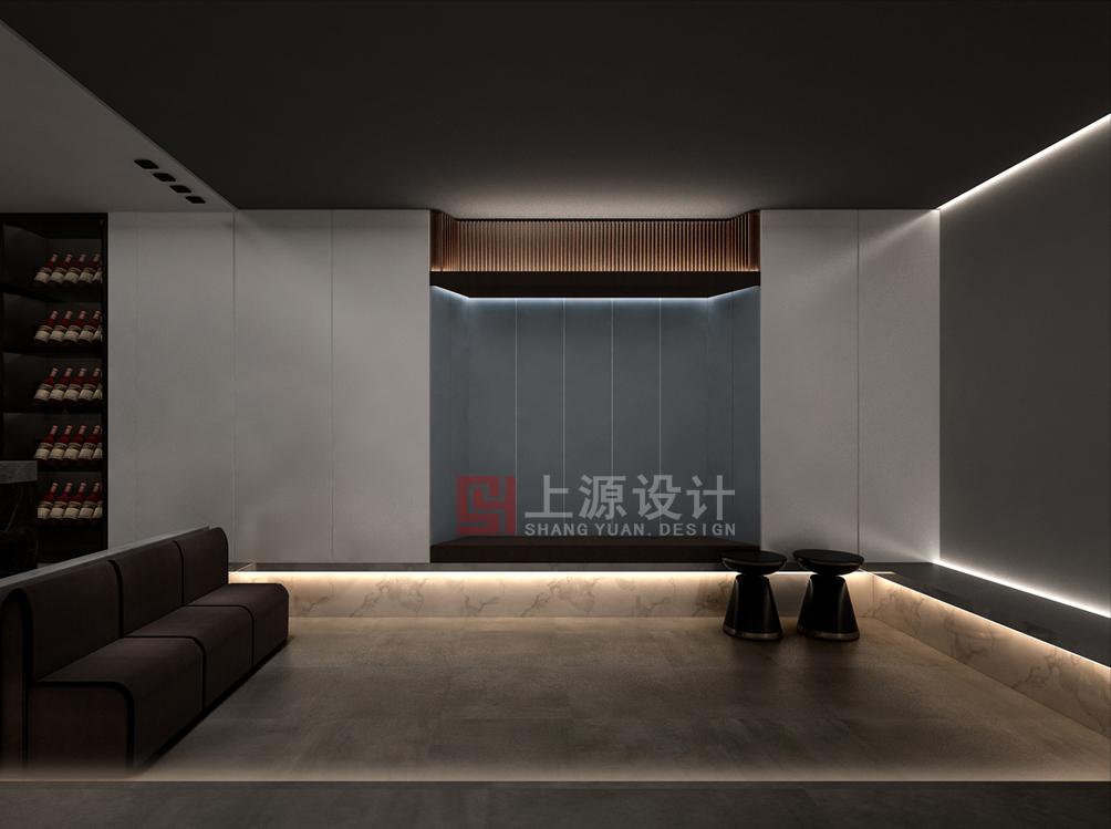 青岛极简别墅设计  现代工业风 青岛装修设计师