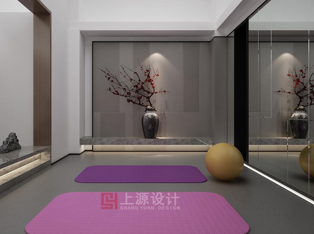 青岛现代别墅设计  现代装修设计 青岛装修设计师