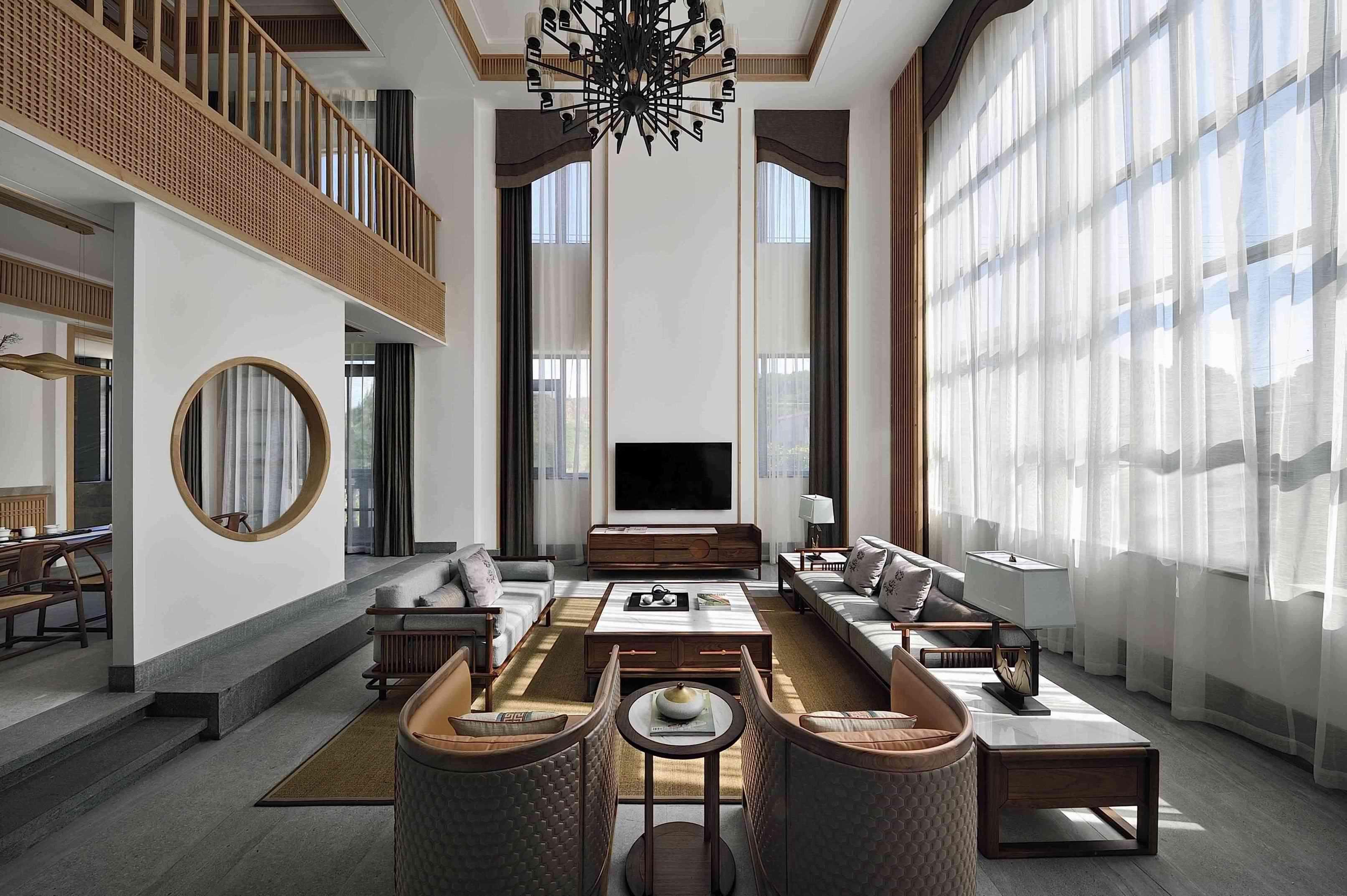 青岛中式装修设计公司