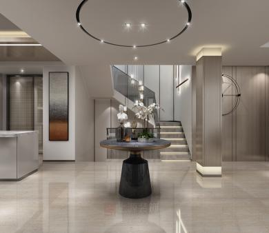 莱州黄岛别墅设计
