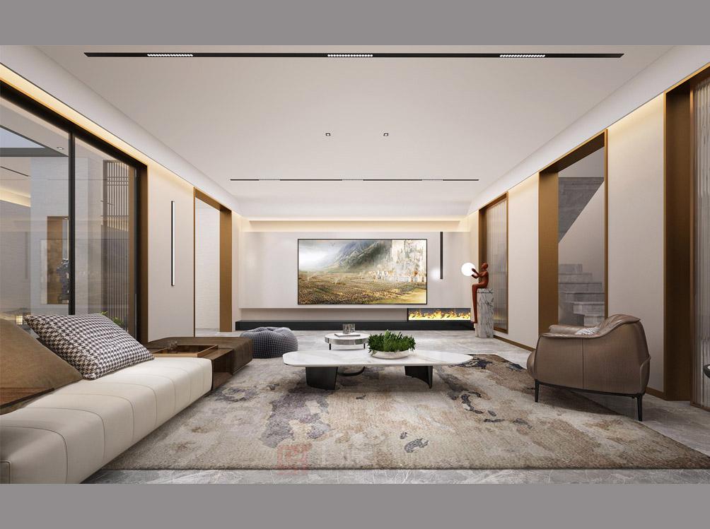 青岛别墅装修设计最新案例