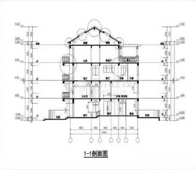 即墨别墅装修设计之叠拼别墅的风水