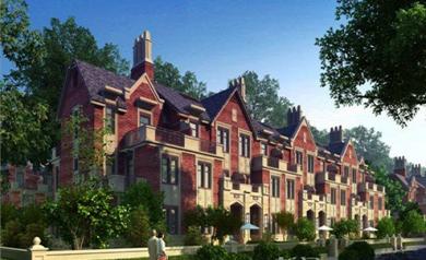城阳别墅设计装修哪家好之金秋泰和郡