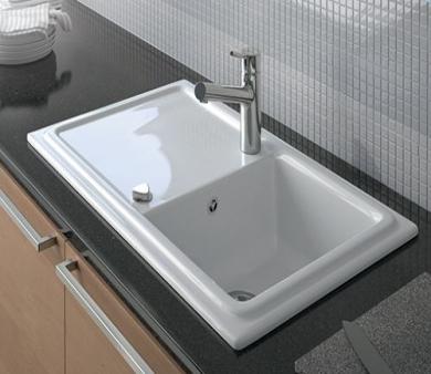 青岛家庭装修 水槽的材质