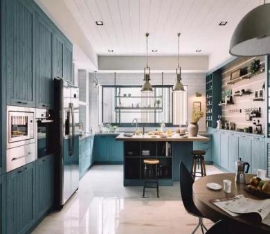 厨房装修两大影响健康的事项