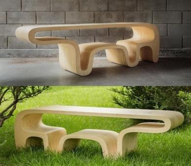 青岛装修使用公司仿生家具的