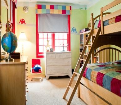 青岛别墅设计 给宝贝一个童话的世界