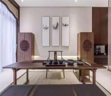 青岛别墅装修设计:为什么新中式越来越流行?