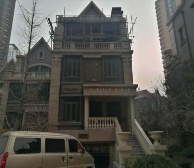 青岛别墅装修设计施工分享