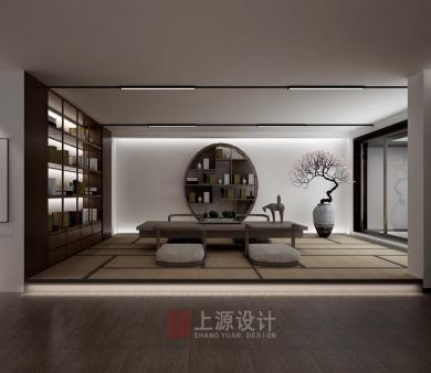 中式风格的别墅装修