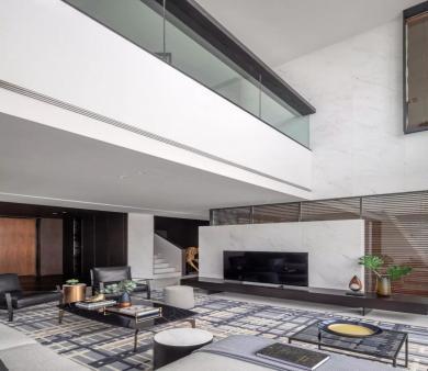 青岛别墅装修设计中内开内倒窗户的优势?