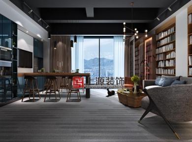 别墅装修设计:客厅放个鞋柜意义是什么